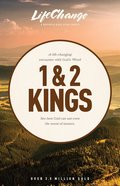 1 & 2 Kings (Life Change Series) Paperback