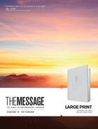 Message Large Print Hardback