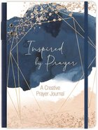Deluxe Signature Journals: Inspired By Prayer Creative Journal Hardback