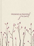 Signature Journal: Promises and Prayers Hardback
