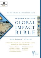 Global Impact Bible Jewish Edition Hardback
