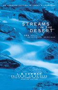 Streams in the Desert Hardback