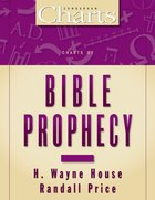 Charts of Bible Prophecy (Zondervan Charts Series) Paperback