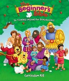The Beginner's Bible Curriculum Kit: 30 Timeless Lessons For Preschoolers Paperback