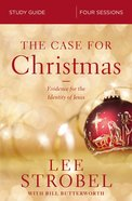 The Case For Christmas Study Guide eBook