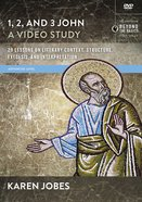 1, 2, and 3 John : 29 Lessons on Literary Context, Structure, Exegesis, and Interpretation (Video Study) (Zondervan Exegetical Commentary Series On Th