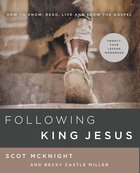 Following King Jesus eBook