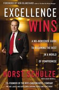 Excellence Wins eBook