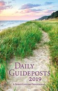 Daily Guideposts 2019: A Spirit-Lifting Devotional Hardback
