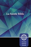 Semeur La Sainte Bible (French Bible) Paperback
