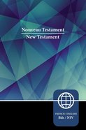 Semeur/Niv French/English Bilingual New Testament (Black Letter Edition) Paperback