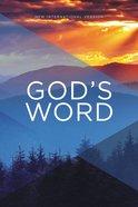 NIV God's Word Outreach Bible