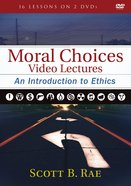 Moral Choices: An Introduction to Ethics (Video Lectures) DVD