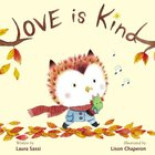 Love is Kind Board Book