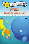 Jonah and the Giant Fish (My First I Can Read/beginner's Bible Series) Paperback