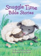 Snuggle Time Bible Stories Board Book