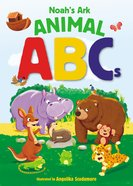 Noah's Ark Animal ABCS Board Book