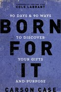 Born For It eBook
