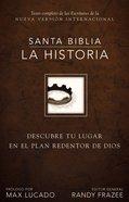 Nvi Going Deeper Biblia Profundiza En La Historia (Spanish Edition) Hardback