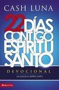 Contigo Espiritu Santo Paperback