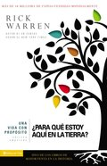 Vida Con Propsito, Una (Purpose Driven Life) (The Purpose Driven Life Series) Hardback