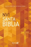 Nvi Santa Biblia Edicion Misionera Cruz (Holy Bible Outreach Edition Cross) Paperback