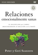 Relaciones Emocionalmente Sanas Video De Estudio (Video Study) DVD