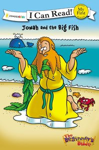 Jonah and the Big Fish (My First I Can Read/beginners Bible Series)
