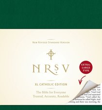 NRSV Extra Large Catholic Edition