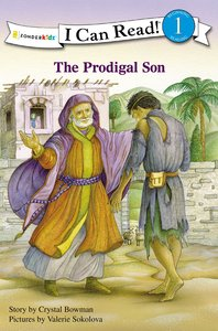 The Prodigal Son (I Can Read!1/bible Stories Series)