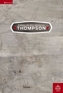 Rvr60 Biblia De Referencia Thompson