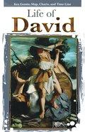 Life of David (Rose Bible Basics Series) Pamphlet