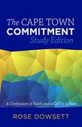 The Cape Town Commitment: Study Edition eBook