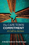 The Cape Town Commitment Curriculum (1 DVD And Study Guide) eBook