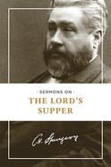 Sermons on the Lord's Supper eBook