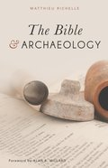 The Bible and Archaeology eBook