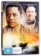 Freedom Movie DVD