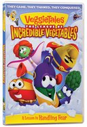 Veggie Tales #51: League of Incredible Vegetables (#051 in Veggie Tales Visual Series (Veggietales)) DVD