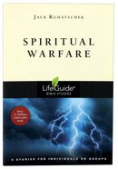 Spiritual Warfare (Lifeguide Bible Study Series) Paperback