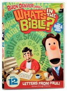 Letters From Paul (#12 in What's In The Bible Series) DVD