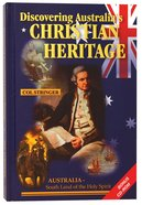 Discovering Australia's Christian Heritage (Includes Cd Rom) Paperback