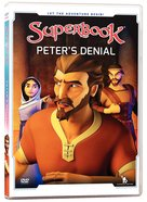 Peter's Denial (#11 in Superbook DVD Series Season 02) DVD