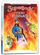 The Fiery Furnace (#03 in Superbook DVD Series Season 02) DVD