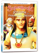 Joseph and Pharoah's Dream (#02 in Superbook DVD Series Season 02) DVD