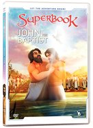 John the Baptist (#06 in Superbook DVD Series Season 02) DVD