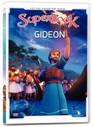 Gideon (#10 in Superbook DVD Series Season 02) DVD