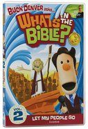 Let My People Go! (2011) (#02 in What's In The Bible Series) DVD