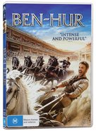 Ben Hur Movie (2016) DVD