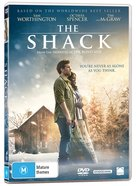 The Shack Movie DVD