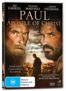 Paul, Apostle of Christ Movie DVD